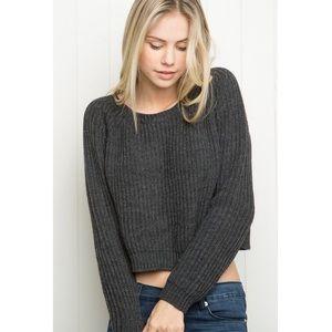Brandy Melville Oversize Chunky Knit Sweater